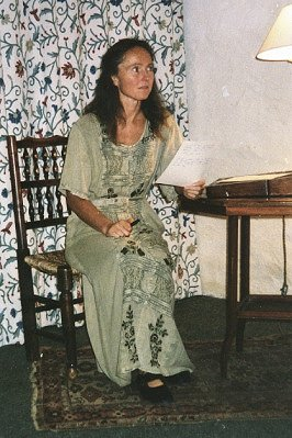 Jenny Coverack as Kathleen Scott - Click to enlarge